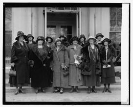 Am. Fed. of Labor, December 12, 1923. Photo courtesy National Photo Company Collection, Library of Congress Prints and Photographs Division Washington, D.C. https://www.loc.gov/item/2016836374/